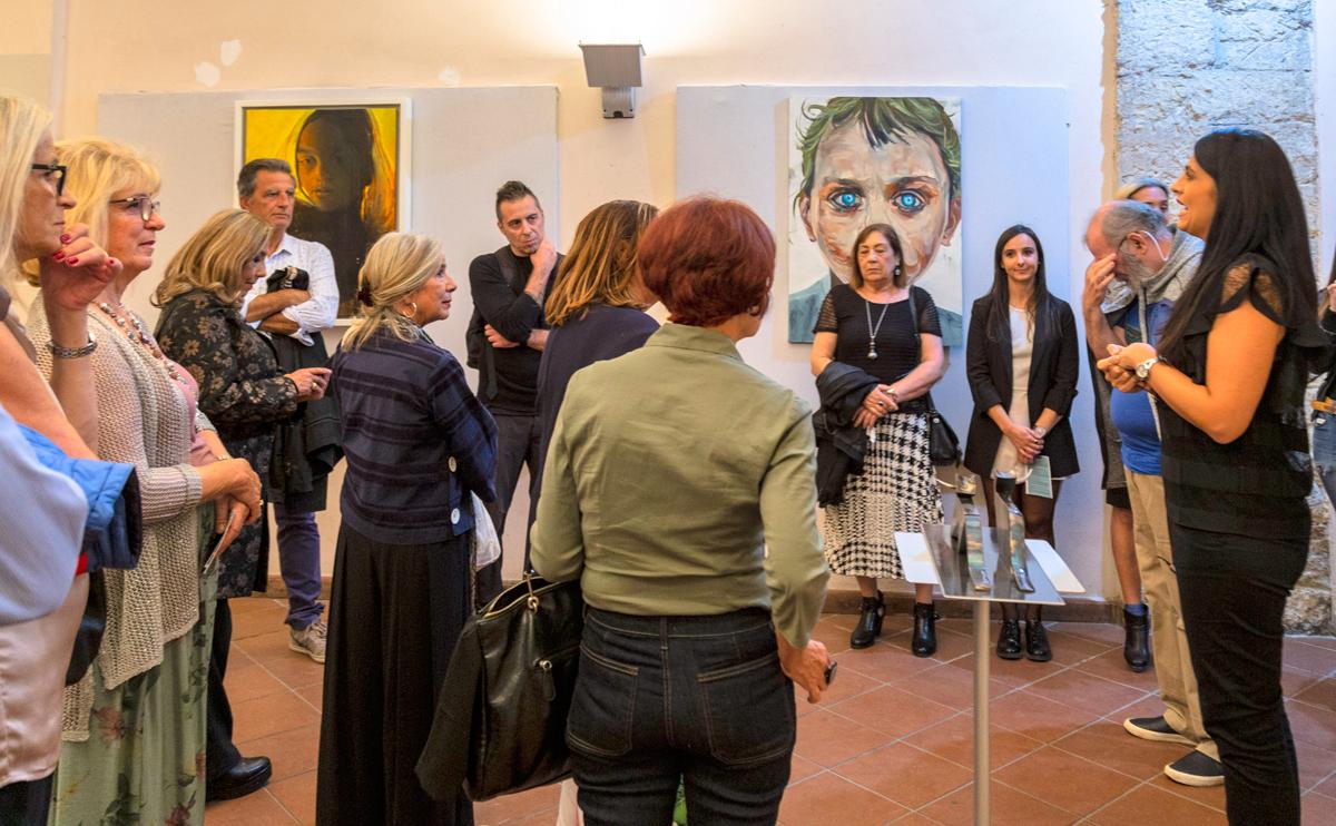 associazione_asteras, Stati-di-famiglia, opening 2019