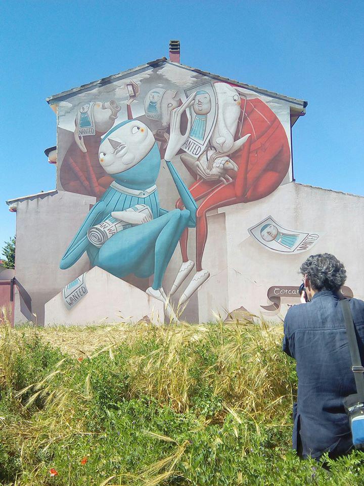 associazione_asteras, Backstage Massimiliano Frau, Zed1, Cercarsi negli altri, 2017, San Gavino Monreale