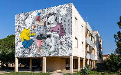 2020 Sardinia's murals. Oltre la pandemia da Covid 19